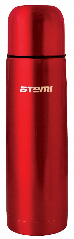 Термос HB-1000 red 1л. красный AtemiТермосы<br>Материал: нержавеющая сталь, пластик, силикон. <br>Объем: 1 л. Вес: 620 грамм Диаметр термоса: <br>8.6 см. Высота термоса (с учётом крышки): 31.4 <br>см. Термос - вещь незаменимая, каждый, кто <br>бывал в походах это знает, удобно всегда <br>под рукой иметь горячий напиток, а если <br>термос универсальный с широкой горловиной <br>то и горячую еду. Но термосы имеют более <br>широкое применение и в быту (прогулки по <br>лесу, путешествия на машине, на работе). <br>Небольшой, герметичный термос способен <br>сохранять температуру долгое время, к слову <br>размеры термосов бывают разными, самыми <br>популярными являются 0,5, 0,8, 1 литр. Бывают <br>со стеклянной колбой и металлической, в <br>последнее время все более популярными становятся <br>с металлической, т.к. это более прочная и <br>надежная конструкция. Между колбой и стенками <br>находится или воздух, или вакуум. Вакуум <br>является наиболее предпочтительным т.к. <br>имеет практически нулевую теплопроводность. <br>Идеальный термос состоит из металлической <br>колбы и между стенками находится вакуум.<br><br>Цвет: красный