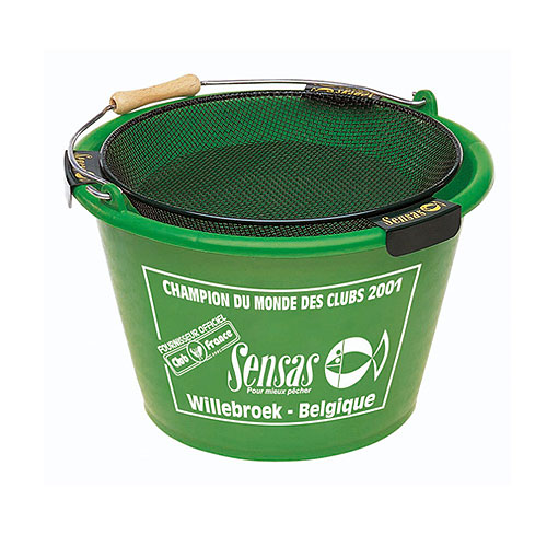 Ведро Sensas Bucket 17Л 06031