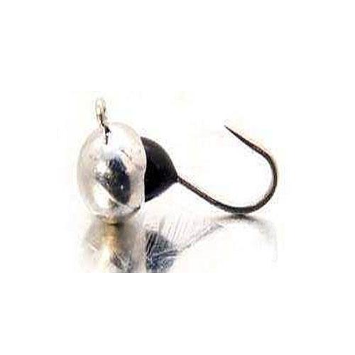 Мормышка Вольфрамовая Lucky John Шар С Петелькой Мормышки, джиг-головки зимние<br>Мормышка вольф. Lucky John ШАР с петел. и эпоксид. <br>каплей 040/BS диам.040/разм.крючка16/вес 0,57г/расцв.104/кол.в <br>уп.5 Классическая форма мормышки с петелькой. <br>Леска привязывается к петельке и дольше <br>сохраняет свою прочность на узле. Для большей <br>привлекательности приманки, на цевье крючка <br>нанесена цветная капелька полимера.<br><br>Сезон: Зимний<br>Материал: Вольфрам