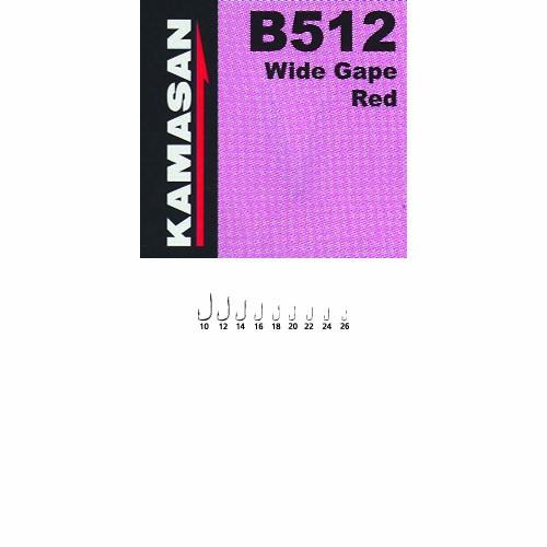 Крючки Kamasan Сер.в 512 Разм.026 10Шт.Одноподдевные<br>Крючки Kamasan сер.В 512 разм.026 10шт. разм.26 /с <br>лоп./цв.крас./кол.10шт Серия крючков с лопаткой <br>и полукруглым загибом. Тонкие, но очень <br>прочные крючки. Покрытие красного цвета <br>идеально подходят для ловли на мотыля. Применяются <br>для спортивной и любительской рыбалки.<br><br>Сезон: Всесезонный