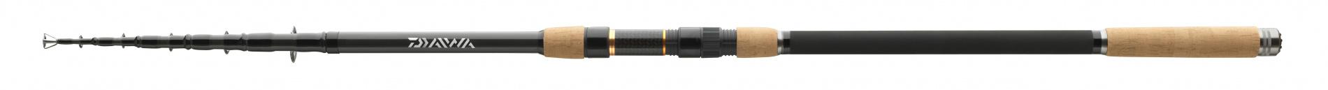Удилище карп. DAIWA Black Widow Carp BWС 3300T-AD 3,90м Удилища карповые<br>Телескопическое карповое удилище. Длина <br>- 3,9 м Тест - 3,5 LB Транспортная длина - 109 см <br>Вес - 312 г<br>