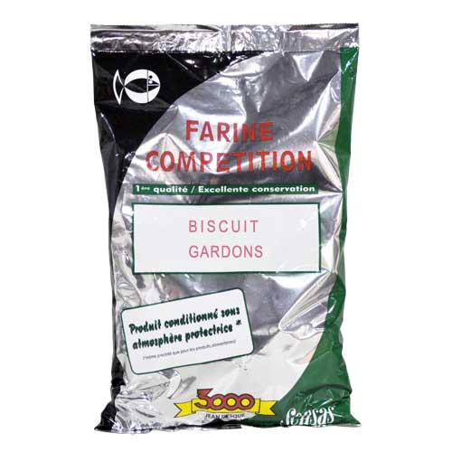 Добавка В Прикормку Sensas Biscuit Gardons 0.8КгГрунты, глины и ингредиенты<br>Добавка в прикормку Sensas BISCUIT Gardons 0.8кг cладкая <br>добавка/плотва/10-15% от объема/уп.0,8кг Молотая <br>крошка бисквита, увеличивает питательность <br>и вязкость смеси, хорошо распадается в воде. <br>Содержит смесь ароматов расчитанную на <br>привлечение плотвы к месту ловли. Добавлять <br>в смесь 10-15% от объема вашей прикормки.<br><br>Сезон: лето