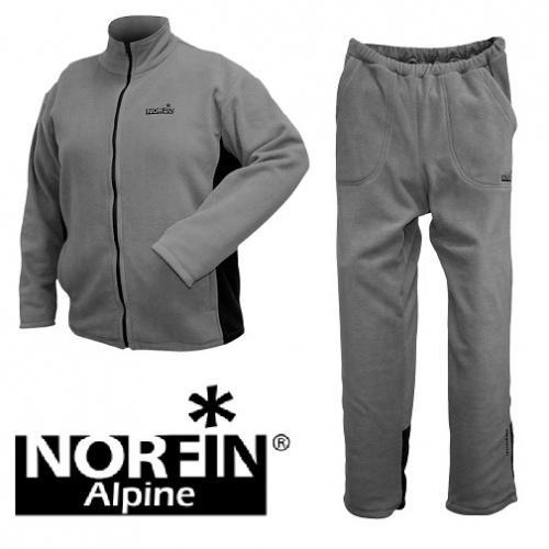Костюм Флисовый Norfin Alpine