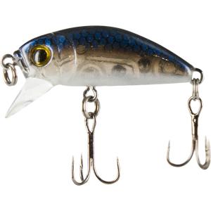 Воблер Trout Pro El-Minnow 33F / 02Воблеры<br>Микровоблер для ловли хищной рыбы как в <br>стоячей воде, так и для ловли на течении. <br>Воблер обладает своей игрой и для ловли <br>не обязательна анимация спиннингом. Необходимое <br>условия для ловли на воблеры этой серии <br>– применение правильно подобранной снасти. <br>Пр...<br>