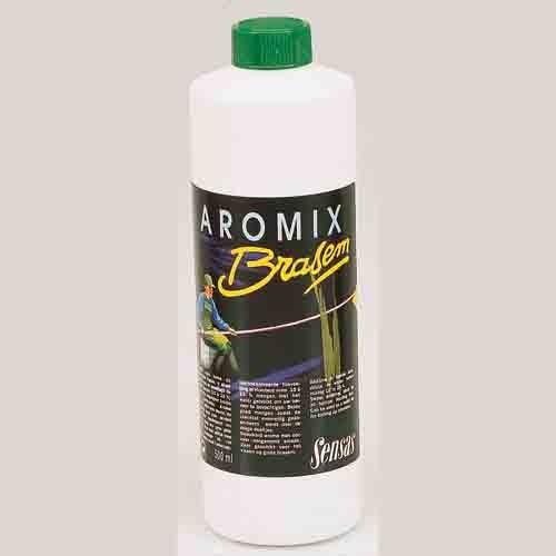 Ароматизатор Sensas Aromix Brasem 0.5ЛАроматизаторы<br>Ароматизатор Sensas AROMIX BRASEM 0.5л жидк.аттракт./белая <br>рыба/10-25% от объема воды/уп.0,5л Универсальная <br>добавка, подходящая для ловли леща и большинства <br>видов белых рыб. Успешно может быть применена <br>с большинством прикормок 3000 серии.<br><br>Сезон: лето