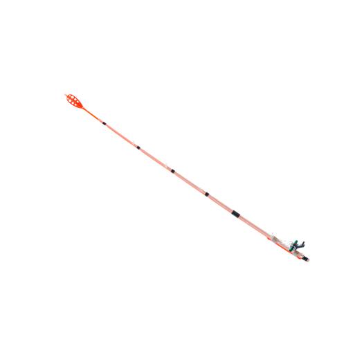 Сторожок Whisker Click L 2,0/30См Тест 0,5ГСторожки<br>Сторожок WHISKER Click L 2,0/30см тест 0,5г Посадочный <br>диаметр коннектора 2,0мм/длина 30см/тест 0,5г <br>Whisker L (30 см./ 0,5 + гр.) – регулируемый рессорный <br>кивок для деликатной ловли рыбы в условиях <br>стоячей воды или слабого течения на мормышки <br>от 0,5 гр до 1 гр. Отлично работает на мелководных <br>травянистых участках и других местах с <br>глубиной 0,3 - 3 метра. Регулировка рабочей <br>длины кивка производится в районе коннектора, <br>увеличивая грузоподъемность кивка. Коннектор <br>содержит эксцентричный зажимной механизм <br>с защёлкой, позволяющий надежно зафиксировать <br>кивок на хлысте удилища без риска его поломки. <br>Яркая окраска и ветроустойчивое перо на <br>конце кивка делают кивок замечательно заметным <br>на любом фоне. Рекомендуется применять <br>с самозажимным мотовилом «Whisker». Посадочный <br>диаметр коннектора 2,0мм.<br><br>Сезон: лето