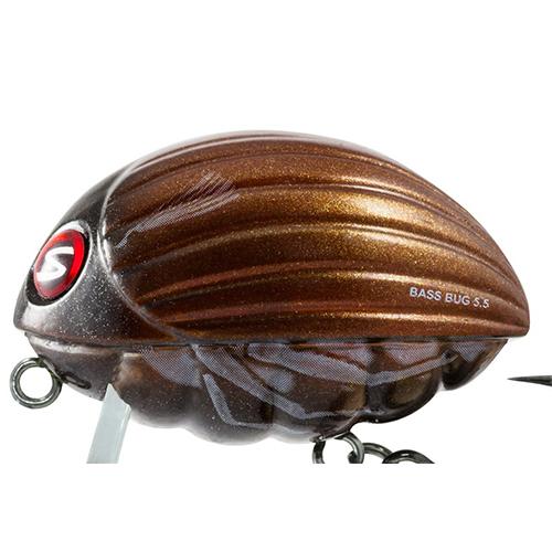 Воблер Плавающий Salmo Bass Bug F 05.5/mbgmbgВоблеры<br>Воблер плав. Salmo BASS BUG F 05.5/MBGMBG пласт./расцв.MBG/дл.55мм/вес <br>26г/гл. 0,1-0,5м Вид приманки – крэнкбейт. В <br>ассортименте Salmo с – 2015 Предлагаемый размер <br>(см) – 5,5. Предлагаемый тип – F(плавающий). <br>Предлагаемое количество расцветок – 5. <br>Рекомендуемый метод ловли – СПИННИНГ. Рекомендуется <br>для ловли – басса, щуки, судака, жереха, <br>окуня. Bass Bug - это поверхностный воблер, так <br>называемый трассер. Как видно из названия, <br>он привлекает рыбу, оставляя на поверхности <br>воды хорошо заметный след. Это позволяет <br>хищнику заметить приманку даже в мутной <br>воде. Внутри тела приманки установлена <br>специальная система дальнего заброса SALMO <br>INFINITY CAST SYSTEM (SICS), которая позволяет забрасывать <br>его на большое расстояние, давая рыболову <br>возможность дотянуться до самых удалённых <br>участков водоёма. Bass Bug, оснащён невероятно <br>острыми и прочными тройниками, разработанными <br>в Японии.<br><br>Сезон: лето