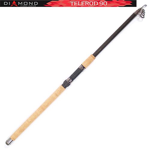 Удилище Поплавочное С Кольцами Salmo Diamond Telerod 90 3.60 5522-360