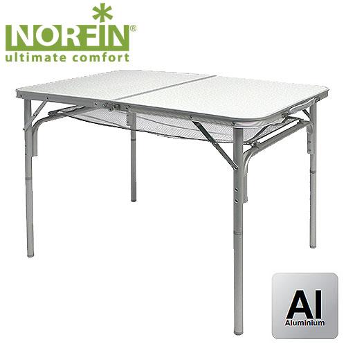 NORFIN Стол складной Gaula-M Nf Алюминиевый 90X60 NF-20306