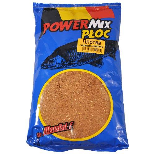 Прикормка Mondial-F Powermix Roach Black Amandel 1КгПрикормки<br>Прикормка Mondial-F Powermix ROACH Black Amandel 1кг плотва/чёрн./миндаль/сух./1кг <br>MONDIAL-F – это бельгийские прикормки эконом-класса. <br>Прикормки отличает оригинальная рецептура, <br>обеспечивающая высокую эффективность при <br>очень привлекательной цене, именно поэтому <br>они столь популярны в Европе. Ассортимент <br>представлен тремя сериями, включающими <br>в себя как универсальные, так и специализированные <br>прикормки. Прикормки серии POWERMIX отличаются <br>более насыщенными ароматами и включаются <br>в работу сразу же после попадания в воду.<br><br>Сезон: лето