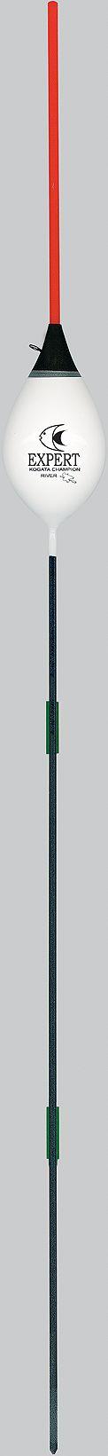 Поплавок EXPERT 202-44 (3,0gr) (24см) (5шт)Поплавки<br>спортивные поплавки с двумя точками крепления, <br>с карбоновым килем и тонкой антеннкой<br>
