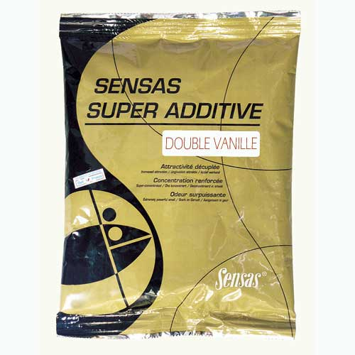 Добавка В Прикормку Sensas Additive Double Vanilla 0.2КгАроматизаторы<br>Добавка в прикормку Sensas ADDITIVE DOUBLE Vanilla 0.2кг <br>сух.порошок/ваниль/уп.0,2кг Сильно концентрированная <br>добавка в виде порошка с ароматом ванили. <br>Отлично сочетается и усиливает действие <br>прикормок для ловли плотвы и леща.<br><br>Сезон: лето