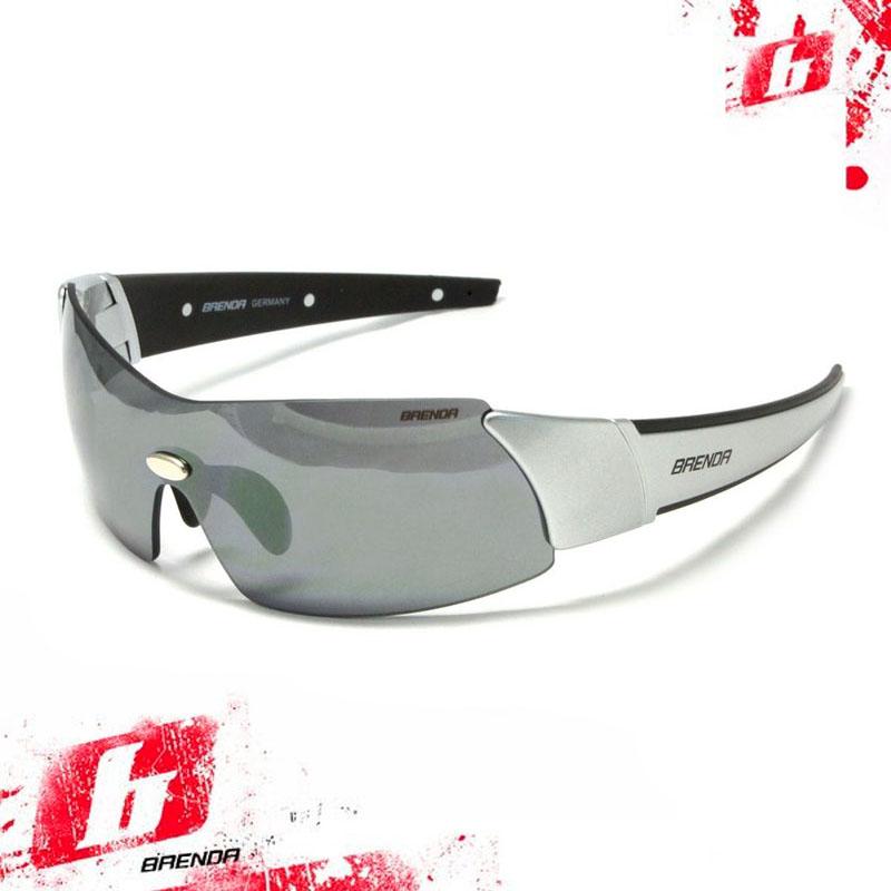 Очки солнцезащитные BRENDA мод.G8597-01 BRENDAsportsunglasses ОЧК101