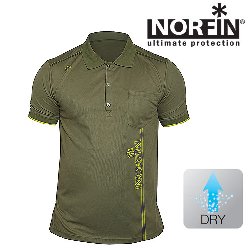 NORFIN Поло Green 67110