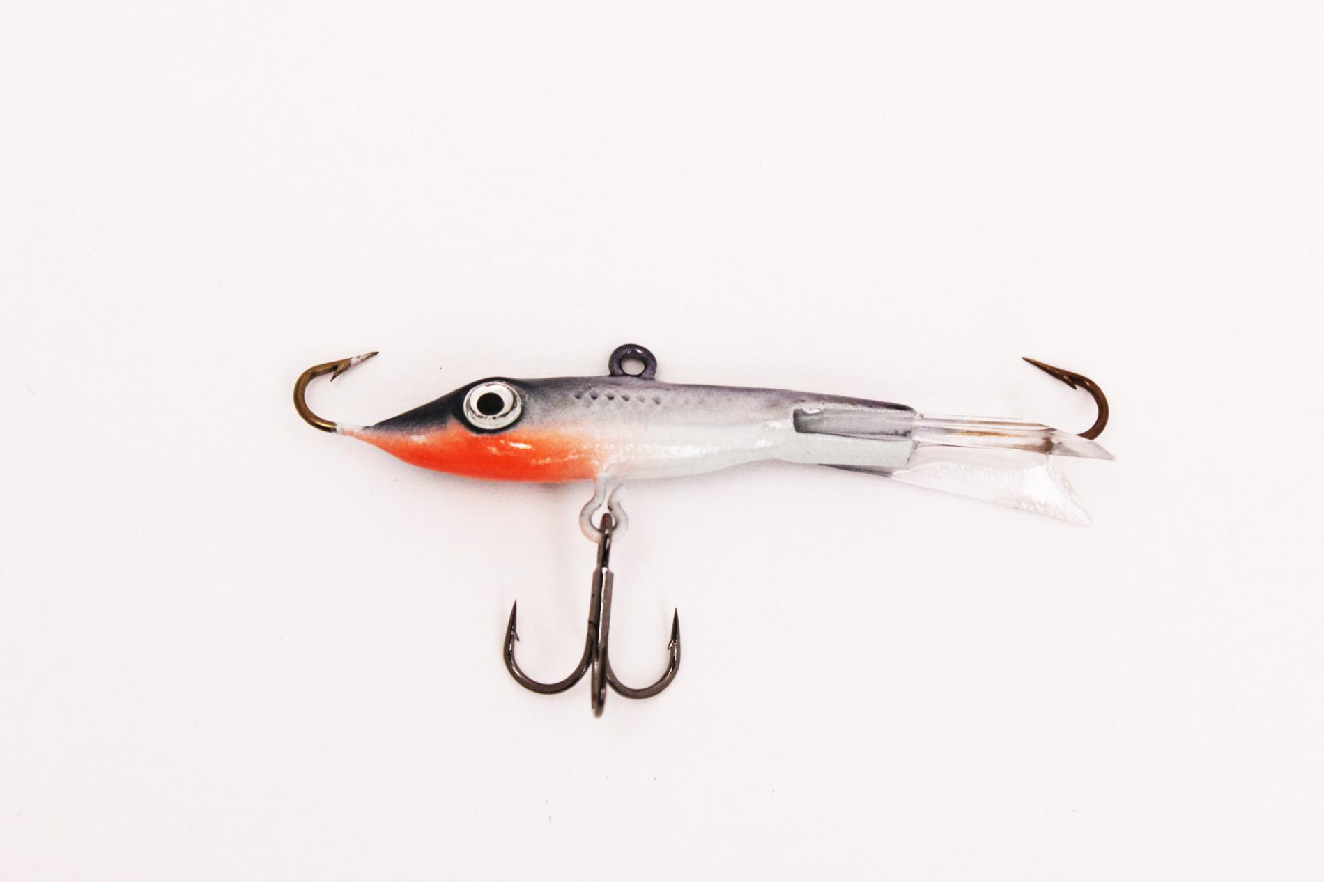 Балансир JIG MASTER Финский 5см 8,5гр цвет СеребристыйБалансиры<br>Балансир для ловли окуня и щуки. Имеет качественное <br>покрытие. Превосходно привлекает хищника <br>с большого расстояния.<br>