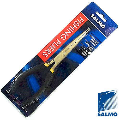 Экстрактор Salmo 23СмБагры, экстракторы, зевники, куканы<br>Экстрактор рыболовный Salmo 23см длина 23см/мат.металл <br>Металлический рыболовный экстрактор в <br>форме щипцов. Длинные губки экстрактора <br>позволяют безопасно извлекать крючок из <br>зубастой пасти щуки. Экстрактор оборудован <br>приспособлением для опрессовки обжимных <br>трубочек, а также резаком для перерезания <br>лески и плетёнки.<br><br>Сезон: лето