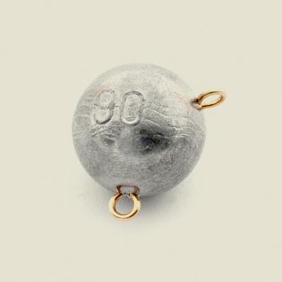 Груз Чебурашка с развернутым ухом  48гр. Грузила<br>Груз обеспечивает ровное и устойчивое <br>положение насадки для поролоновой рыбки <br>и виброхвостов. Фурнитура изготовлена из <br>латуни, не подвержена коррозии.<br>