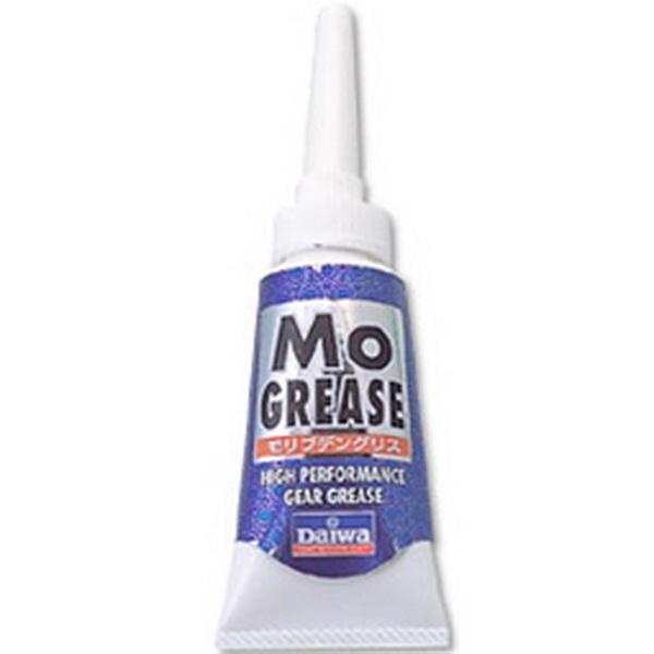 Смазка д/катушек DAIWA Molybdenum GreaseСредства по уходу за катушками<br>Молибденовая смазка для катушек Объем <br>30 гр<br>