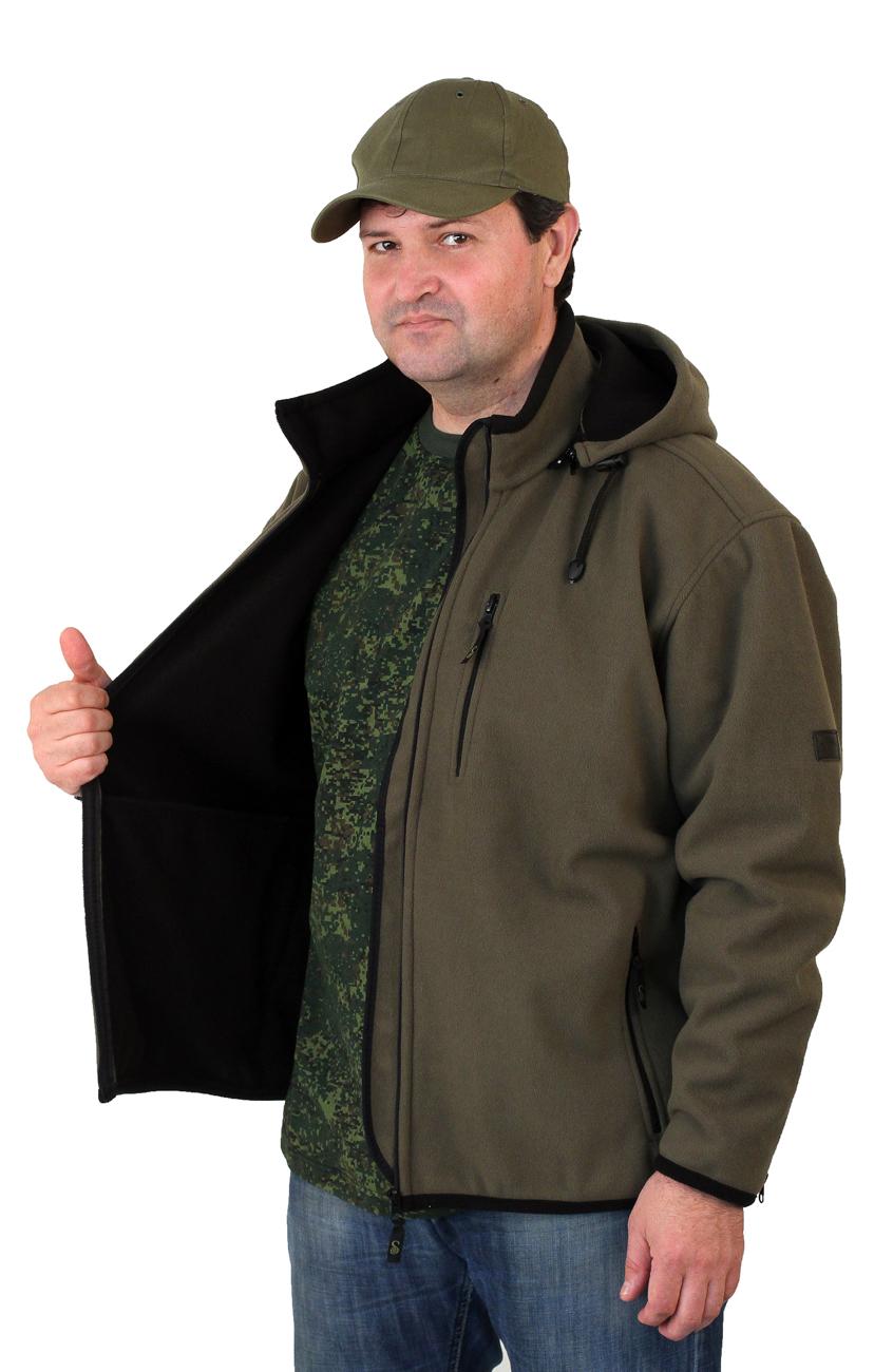 Куртка мужская Sarma с капюшоном С 041-1 олива Куртки утепленные<br>Windstopper - трехслойный материал с мембраной <br>У ниверсальная полностью непродуваемая <br>куртка с центральной застежкой-молнией. <br>- широкий защитный воротник-стойка окантован <br>флисом - центральная застежка – молния <br>с внутренней планкой предотвращающая повреждение <br>подбородка - два боковых и один нагрудный <br>прорезные карманы на застежке молнии; - <br>низ куртки и рукава окантованы флисом; - <br>на рукаве застежка молния с защитным клапаном.<br><br>Пол: мужской<br>Размер: 50(L)<br>Сезон: демисезонный<br>Цвет: оливковый