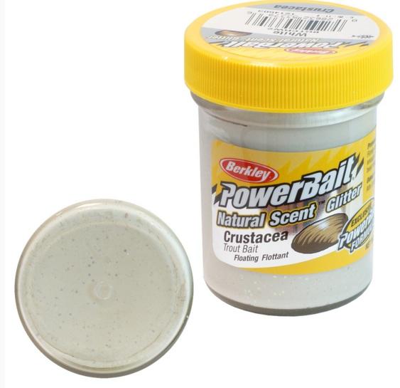 Паста форелевая Berkley NATURAL SCENT TROUT BAIT 50gr CRUSTACEA Насадки<br>Паста имеет запах и вкус, которые так нравятся <br>форели! Проверено при ловле в различных <br>условиях. - Аромат PowerBait - натуральные запахи <br>- исключительно эффективная приманка - мощный <br>аттрактант<br>