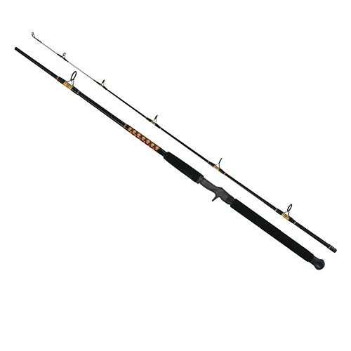 Удилище Троллинговое Salmo Power Stick Trolling Cast Удилища троллинговые<br>Удилище трол. Salmo Power Stick TROLLING CAST 2.40/HX (дл.2.40м/тест <br>50-100г/строй MF/кл.HX/415г/2ч./дл.тр.125см) Мощное <br>троллинговое удилище средне-быстрого строя <br>для ловли крупной рыбы троллингом. Бланк <br>удилища изготовлен из композита, с врощенной <br>прозрачной стеклопластиковой вершинкой. <br>Чувствительная вершинка четко реагирует <br>на работу приманки в глубине. Он способен <br>выдерживать нагрузки, сгибающие его при <br>вываживании рыбы до отрицательных углов.Крепление <br>колен удилища по типу Over Steek. Бланк укомплектован <br>усиленными кольцами со вставками SIC ,удобной <br>неопреновой рукояткой с надежным катушкодержателем <br>под мультипликаторную катушку. • Удилище <br>POWER STICK • Материал бланка удилища – композит <br>• Строй бланка средне-быстрый • Класс спиннинга <br>HX • Конструкция штекерная • Соединение <br>колен типа OVER STEEK Кольца пропускные: – усиленные <br>двухопорные – со вставками SIC – с расстановкой <br>по классической концепции • Рукоятка неопреновая <br>эргономическая • Катушкодержатель под <br>мультипликаторную катушку • Дополнительное <br>у<br><br>Сезон: лето