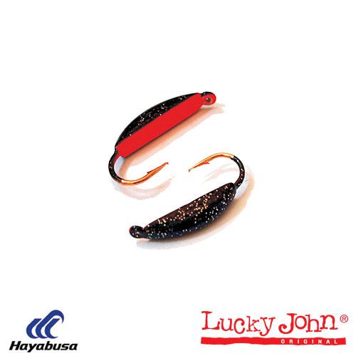 Мормышка Вольфрамовая Lucky John Банан Супер Мормышки, джиг-головки зимние<br>Мормышка вольф. Lucky John БАНАН супер с петел. <br>040/40 диам.40мм/разм.крючка 10/вес0,85г/расцв.40/кол.в <br>уп.5 Классическая форма мормышки, на которую <br>можно ловить рыбу и без насадки. Наличие <br>достаточного арсенала приманок - гарантия <br>быстро подобрать ключик к результативной <br>ловле капризной рыбы. Мормышка привязывается <br>к леске за петельку.<br><br>Сезон: зима<br>Материал: Вольфрам