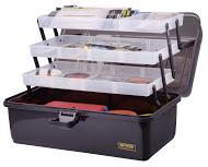 Коробка под аксессуары SPRO TACKLEBOX 3-TRAY XL 370x220x200mmКоробки для приманок<br><br>