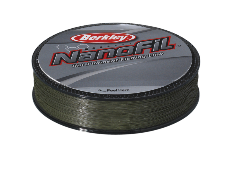 Леска плетеная BERKLEY NanoFil 0.2176mm (125m)(14.715kg)(зеленая) Леска плетеная<br>Berkley NanoFil - новое слово в рыболовных лесках. <br>Это уникальное явление на рыболовном рынке, <br>впервые удалось достигнуть высокой прочности <br>и низкой растяжимости при крайне малых <br>диаметрах. Можно сказать, что леска Nanofil <br>не является ни плетеной леской, ни моно <br>ниткой, это нечто стоящее посередине. Материалом <br>для лески служит все та же известная всем <br>Dyneema, но в отличие от лесок прошлого поколения <br>микроволонка соединены между собой на молекулярном <br>уровне, таким образом, возросшая модульность <br>материала позволила создать леску меньшего <br>диаметра, с отличными показателями на разрыв <br>и растяжимость. Сделано в США.<br>
