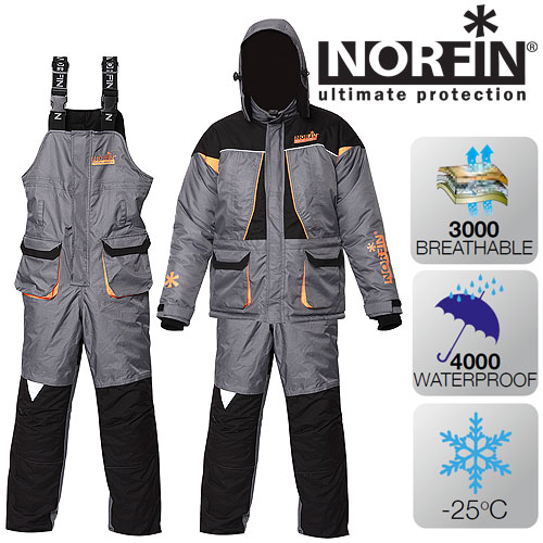 Костюм Зимний Norfin Junior Arctic Junior