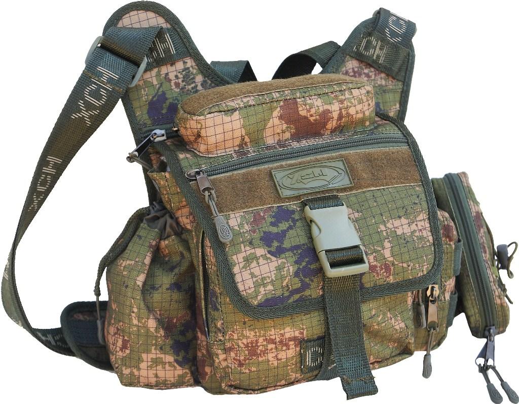 Сумка тактическая ХСН №1Сумки<br>Является элементом экипировки выживания, <br>есть возможность для скрытого ношения короткоствольного <br>оружия. Также станет полезной для охотников, <br>рыболовов, путешественников, так как может <br>крепиться на снаряжение различных съемных <br>подсумков и чехлов для разнообразных инструментов <br>(фонари, мультитулы, ножи, запасные магазины, <br>телефоны, радиостанции и т. п. ) Особенности: <br>- явялется инструментом выживания - или <br>все свое ношу с собой; - имеет вставку дополнительного <br>объема; - пошита двойной строчкой; - закрывается <br>клапаном с замком типа «фастекс»; - габаритные <br>размеры: 21 х 23 х 8 см.<br><br>Сезон: Всесезонная<br>Цвет: зеленый<br>Материал: Oxford 600 D PU рип-стоп (9751), авизент с водоотт