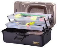 Коробка под аксессуары SPRO TACKLEBOX 2-TRAY L 325x190x146mmКоробки для приманок<br><br>