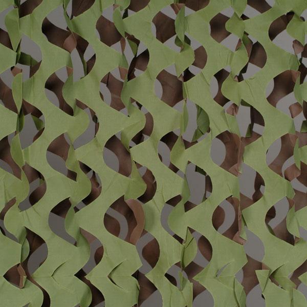 """Сеть маскировочная """"Экон"""" ЭС-1 2,4х1,5м. (зелёный.коричневый) СЕТЬМ106-ЭС-1"""