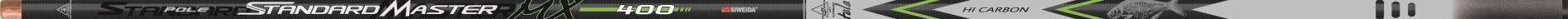 Удилище тел. SWD STANDARD MASTER 6м б/к карбон IM7Удилища поплавочные<br>Универсальное маховое удилище. Материал <br>изготовления бланка удилища– карбон IM7. <br>Длина 6м. Характеризуется быстрым строем, <br>тонким комлем и небольшим весом. Серия рекомендована <br>для всех видов ловли.<br>