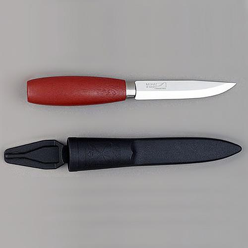 Нож Универсальный В Пластиковых Ножнах • Morakniv Classic Разм.1 1-0001