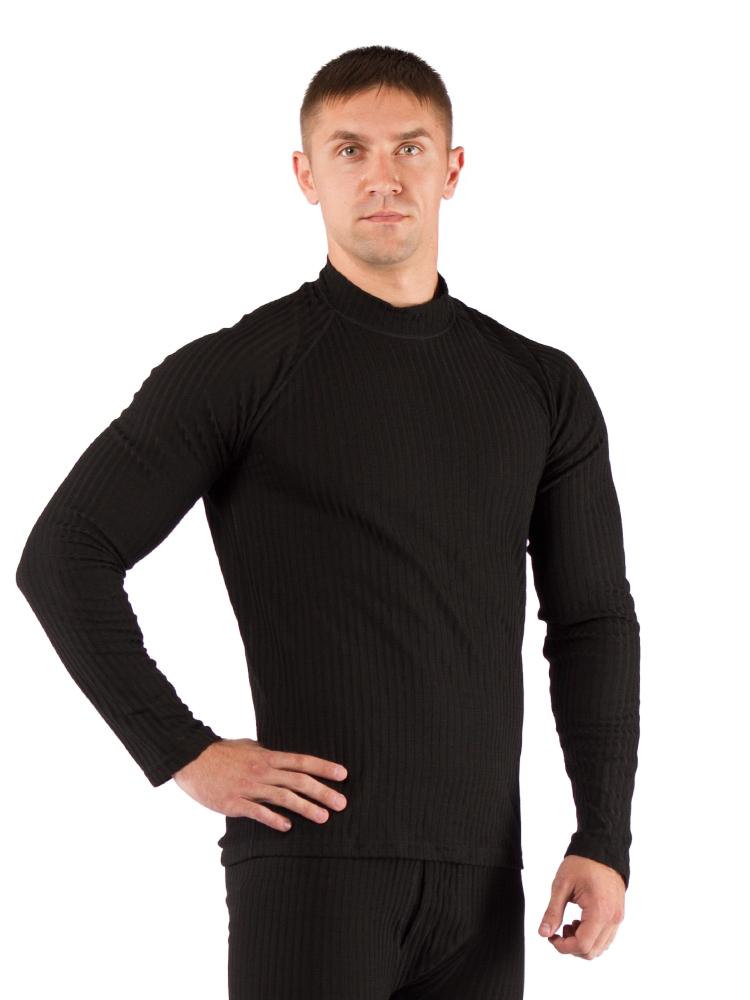 Футболка мужская Lasting SWU, черная АвантмаркетФуфайка<br>Описание футболки Lasting SWU: Мужская футболка <br>Lasting SWU – функциональное термобелье с ребристой <br>структурой. Материал Climasens 180 g/m2, из которого <br>изготовлено белье, представляет собой сочетание <br>высококачественной тонкой пряжи и полипропилена. <br>Шерсть обладает прекрасными термоизоляционными <br>свойствами, благодаря чему термофутболка <br>Lasting SWU согревает даже в сильный мороз, а <br>полипропилен способствует быстрому отводу <br>влаги с поверхности тела. Длинный рукав <br>футболки (реглан) надежно защитит от холода <br>не только торс, но и руки. В термофутболке <br>кожа не преет и согревается естественным <br>способом. Еще одно преимущество термобелья <br>Lasting – оно тонкое и легкое, поэтому совершенно <br>не стесняет движений. В термофутболке Lasting <br>SWU вы сможете как вести свой обычный образ <br>жизни, так и активно заниматься спортом. <br>Особенности: длинный рукав; ребристая структура; <br>плоский шов flatlock; двухслойная махровая <br>вязка; гипоаллергенный гигроскопичный <br>материал; антибактериальные свойства; минимальный <br>вес и объем. Применение: туризм, спорт, город, <br>треккинг, горные лыжи, охота, рыбалка Материал: <br>Climasens 180 g/m2 - 70% полипропилен, 30% Merino wool Рекомендуется <br>покупать в комбинации с термоштанами JWP <br>Таблица размеров мужского термобелья Lasting <br>Размер M L XL XXL Рост 165 - 170 171 - 175 176 - 180 181 - 185 <br>Обхват груди 92-96 96-104 104-108 108-112 Обхват талии <br>84-90 91-96 97-103 104-110 Обхват бедер 90-94 94-98 98-104 104-108 <br>Длина штанины 100 103 107 110<br><br>Материал: {синтетика, плотность 150 г/м2}