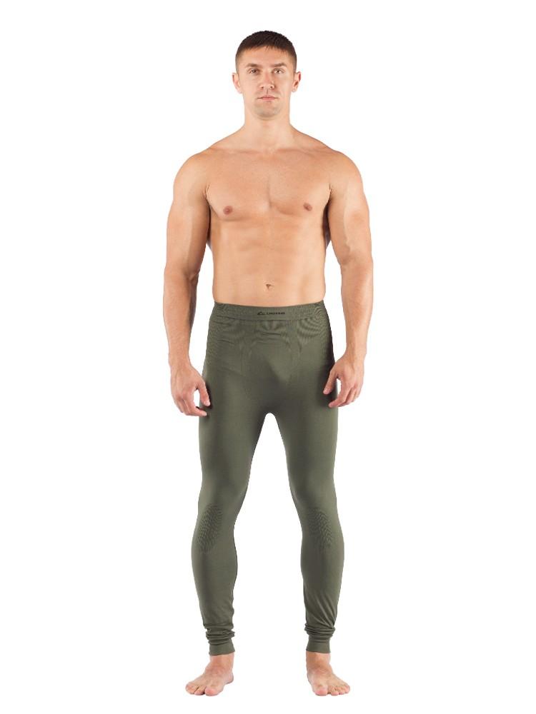 Штаны мужские Lasting Ateo, зеленыеКальсоны<br>Описание штанов Lasting Ateo: Мужские бесшовные <br>термоштаны анатомического кроя. В состав <br>материала входит 97% силтекса (полипропилен), <br>3% еластана, эта смесь обеспечивает быстрое <br>испарение пота и идеальную сухость Вашей <br>кожи во время занятий спортом или другой <br>подвижной деятельностью, а также улучшает <br>вентиляцию тела. Материал отлично растягивается. <br>Белье имеет анатомически расположенные <br>зоны в местах повышенной потливости. Всесезонное <br>термобелье, которое прекрасно подойдет <br>для спорта (бег, тренажерный зал т.д.), для <br>катания на лыжах, а также для альпинизма. <br>Особенности: - мужское термобелье - тонкий <br>плоский шов - двухслойная кулирная вязка <br>- быстро сохнет - защитная зона - предотвращает <br>ускоренный износ в местах повышенной подвижности <br>- бесшовная вязка* Применение: треккинг, <br>зимние виды спорта, альпинизм, занятия спортом <br>Материалы: 97% силтекс (полипропилен), 3% эластан(Lycra) <br>Рекомендуется покупать в комбинации с термофутболкой <br>Apol Таблица размеров мужского (unisex) термобелья <br>Lasting Размер M L XL XXL Рост 165 - 170 171 - 175 176 - 180 181 <br>- 185 Обхват груди 92-96 96-104 104-108 108-112 Обхват <br>талии 84-90 91-96 97-103 104-110 Обхват бедер 90-94 94-98 <br>98-104 104-108 Длина штанины 100 103 107 110<br>