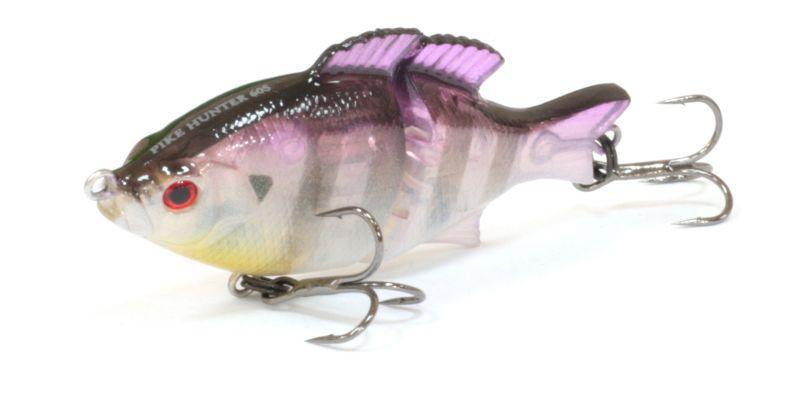 Воблер Tsuribito Pike Hunter 95S цвет 080Воблеры<br>Классический воблер, подходящий для ловли <br>разнообразной рыбы. Особенно хорошо проявляет <br>свои качества при медленных проводках. <br>При падении воблер очень хорошо играет, <br>тем самым привлекая к себе внимание рыбы. <br>Обладает хорошими полетными качествами. <br>Фирма ...<br>