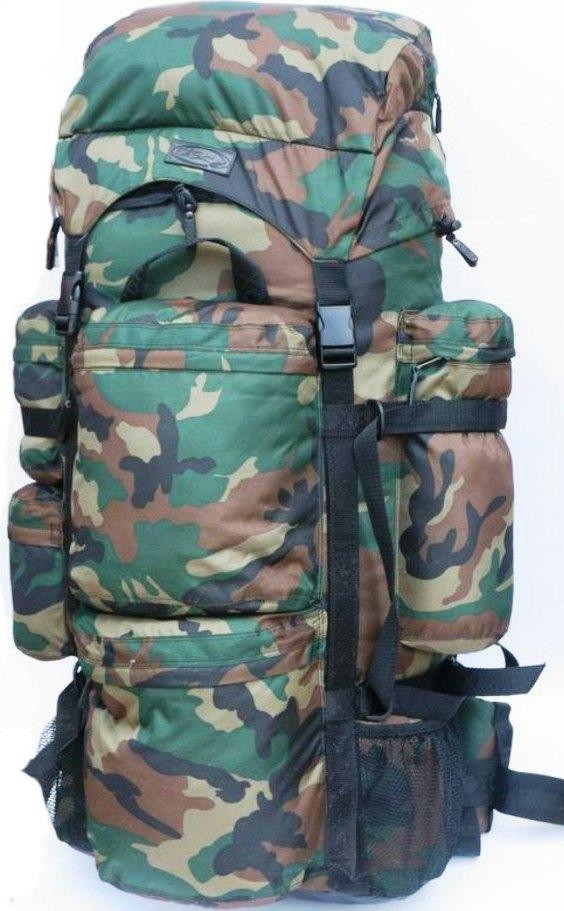 Рюкзак экспедиционный ХСН (100 литров) (Камуфляж,  9173)