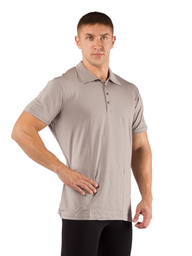 Футболка мужская Lasting DINGO, серая АвантмаркетФуфайка<br>Описание мужской футболки Lasting DINGO: Футболка <br>Lasting DINGO - мужская термофутболка из шерсти <br>Merino wool 160g Light - тонкий однослойный материал, <br>который обеспечивает быстрое испарение <br>пота и идеальную сухость Вашей кожи во время <br>занятий спортом или другой подвижной деятельности. <br>Рекомендовано для использования как летом <br>в качестве единственного слоя одежды, так <br>и в переходной период – как нижние белье. <br>Особенности: - 100% натуральный материал - <br>высокая воздухопроницаемость - максимальный <br>комфорт благодаря отличному отводу влаги <br>- мягкая шерсть Merino не колется и не вызывает <br>зуд - отличная теплоизоляция благодаря <br>большому количеству мелких воздушных карманов <br>между волокнами - плоские швы для большего <br>комфорта - натуральное шерстяное волокно <br>имеет более высокую огнеупорность по сравнению <br>с синтетическими волокнами - обработка <br>материала и высокая эластичность обеспечивают <br>свободу движения Применение: спорт на открытом <br>воздухе, повседневное использование, треккинг, <br>охота, яхта Материал: 100% Merino wool 160 g Light Таблица <br>размеров мужского (unisex) термобелья Lasting <br>Размер M L XL XXL Рост 165 - 170 171 - 175 176 - 180 181 - 185 <br>Обхват груди 92-96 96-104 104-108 108-112 Обхват талии <br>84-90 91-96 97-103 104-110 Обхват бедер 90-94 94-98 98-104 104-108 <br>Длина штанины 100 103 107 110<br><br>Материал: {шерсть, плотность 160 г/м2}