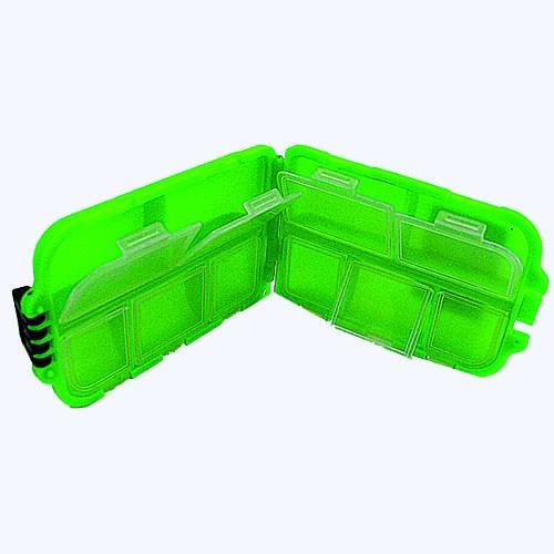 Коробка Рыболовная Для Крючков Hook Special Коробки, кейсы<br>Коробка рыболов. для крючков Salmo HOOK SPECIAL <br>100х65х31 разм.100х65х30(мм) Маленькая двухстворчатая <br>коробочка для крючков и других мелочей <br>с отделениями в каждой ее части. Каждое <br>отделение створки имеет защитную прозрачную <br>крышку.<br><br>Сезон: Летний