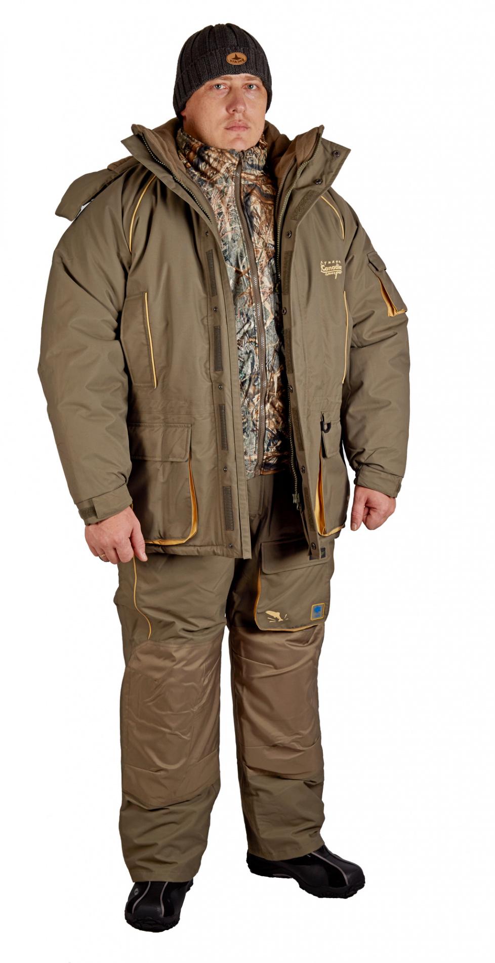 Комплект рыболовный зимний YUKON 3в1 (куртка+внутрення Костюмы утепленные<br>Комплект рыболовный зимний YUKON 3в1 (куртка+внутрення <br>куртка+брюки)<br><br>Пол: мужской<br>Размер: XL<br>Рост: II<br>Сезон: зима<br>Цвет: оливковый