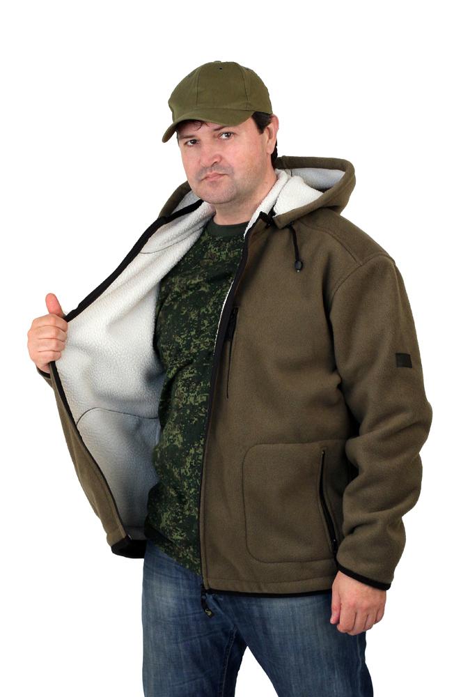 Куртка мужская Sarma с мехом С 046 олива (52(XL))Куртки утепленные<br>3-х слойный Windstopper (мембрана между слоем <br>флиса и меха) Универсальная мужская куртка <br>3-х слойного Windstopper (мембрана между слоем <br>флиса и меха) с центральной застежкой-молнией. <br>Сохраняет тепло. Предназначена для активного <br>отдыха (рыбалка и охота). Свободу движения <br>и комфортность обеспечивает специальный <br>крой (глубокая пройма и широкий рукав). Объемные <br>накладные карманы для телефона, фонарика <br>и т. д., два глубоких прорезных кармана на <br>молнии. Съемный капюшон. - широкий защитный <br>воротник-стойка; - полная фронтальная молния; <br>- два боковых прорезных кармана на молнии; <br>- резинка по низу куртки для индивидуальной <br>регулировки; - рукава окантованы бейкой <br>из флиса - капюшон регулируется при помощи <br>шнура<br><br>Пол: мужской<br>Размер: 52(XL)<br>Сезон: зима<br>Цвет: оливковый