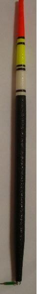 Поплавок пенопластовый Челнок чёрный Поплавки<br>Поплавок Челнок изготовлен из цельного <br>пенопласта, он отличается легкостью и хорошо <br>передает поклевку. Размер: 180мм Цвет: Черный<br>
