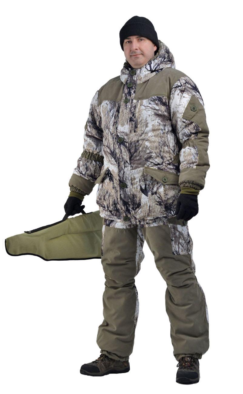 Костюм мужской Nordwig Donbass зимний кмф т.Алова Костюмы утепленные<br>Модель – рекомендуется для активного отдыха, <br>охоты, рыбалки и туризма Костюм оснащён <br>объёмными карманами «антивор» - Куртка <br>на молнии и закрывается ветрозащитной планкой <br>на пуговицах - Внутри куртки ветрозащитный <br>пояс - Внутренние трикотажные манжеты – <br>Фиксированная регулировка по талии, локтевым <br>частям рукава и нижним частям брюк - Дополнительное <br>усиления на плечах, локтях и коленях – Низ <br>рукава и брюк на резинке – Брюки с отстёгивающейся <br>утеплённой спинкой на бретелях.<br><br>Пол: мужской<br>Размер: 56-58<br>Рост: 182-188<br>Сезон: зима<br>Материал: мембрана