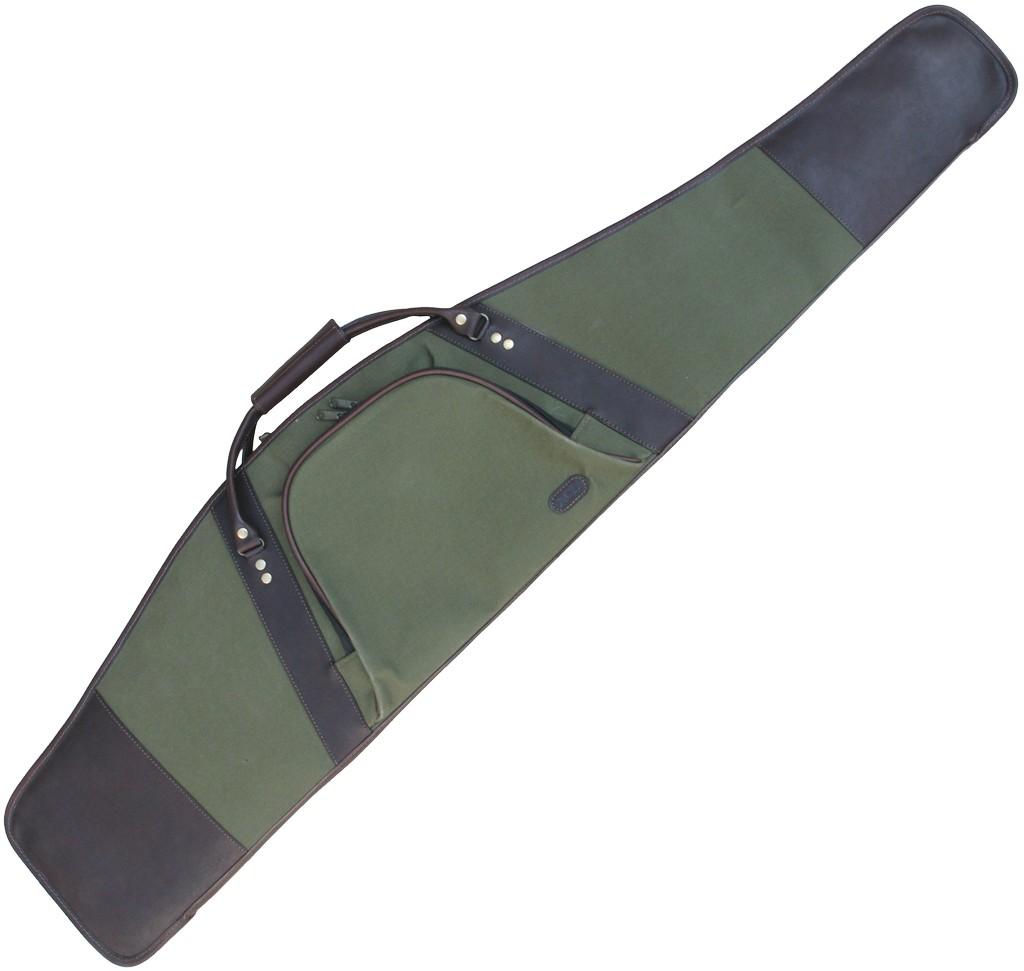 Чехол ружейный «Хант» с оптикой 130 см (хаки • - авизент)