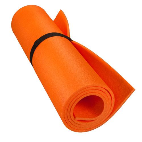 Коврик Туристический Однослойный Оранжевый Коврики туристические<br>Коврик турист. односл. Оранж. 1800х600х8мм 1800х600х8мм/1 <br>слой/30 кг/м3/макс.площ.поверх./цв. Оранжевый <br>Туристические коврики изготавливаются <br>с рифлением поверхности, для повышения <br>практичности и придания изделию современного <br>дизайна. Модели имеют оптимальную для комфорта <br>толщину, простота и доступная цена - преимущество <br>данных изделий.<br><br>Сезон: Летний