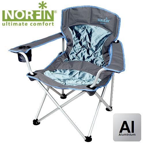 Кресло Складное Norfin Verdal Nfl АлюминиевоеСтулья, кресла<br>Складное кресло - прекрасный выбор для <br>ценящих комфорт рыбаков. Компактная модель, <br>обладающая небольшим весом. Алюминиевый <br>каркас, мягкая спинка, тканевые подлокотники <br>с подстаканником. Особенности: - габариты <br>56x56x42/86 см; - размер в сложенном виде 23x23x90 <br>см; - максимальная нагрузка 145 кг; - каркас <br>алюминий 19 мм.<br><br>Сезон: лето<br>Цвет: синий<br>Материал: 600D polyester