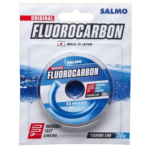 Леска Монофильная Salmo Fluorocarbon 030/014 4508-014