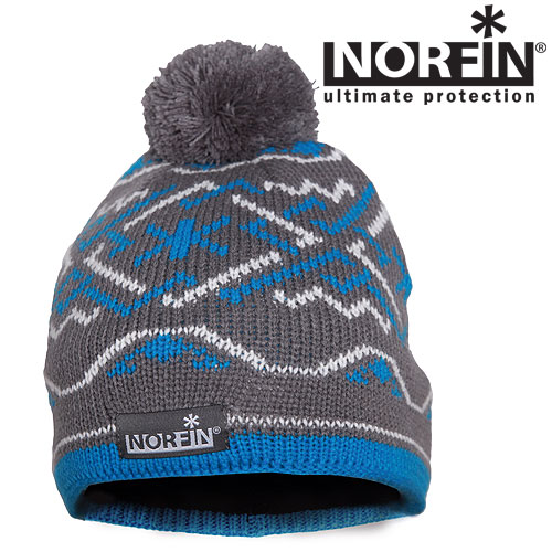 Шапка Norfin Women Norway Gray