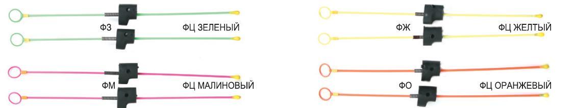 Сторожок универсальный №3(ФЦ малин) (25шт.) Сторожки<br>Сторожки изготовлены из часовой пружинки <br>более высокого качества с полимерным напылением <br>флуоресцентных тонов. Универсальное морозоустойчивое <br>крепление позволяет установить сторожок <br>под углом 90 градусов к шестику. Популярность <br>самой массовой серии часовая пружинка <br>обусловлена целым рядом достоинств: - отсутствие <br>обратной деформации - нержавеющая часовая <br>пружина высокого качества - через увеличенное <br>металлическое колечко свободно проходят <br>мелкие и средние мормышки - Морозоустойчивое <br>крепление с пружинным амортизатором - Восемь <br>размеров различной жесткости - Удобная <br>регулировка грузоподъемности во время <br>рыбной ловли длина (мм) 135 грузподъемность <br>(г) 0,50-2,00<br>